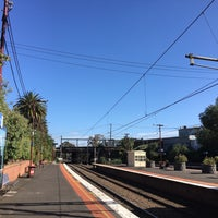 Photo taken at Armadale Station by Graham M. on 11/7/2016