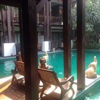 Photo taken at Yantarasri Resort by Gib A. on 3/10/2015
