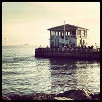 Photo taken at Kadıköy Coast by Ersin Y. on 3/24/2013