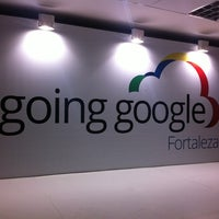Photo taken at Going Google Fortaleza by W. Gabriel d. on 2/27/2013