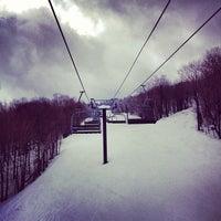 3/13/2013 tarihinde Tobie B.ziyaretçi tarafından Mont Sutton'de çekilen fotoğraf