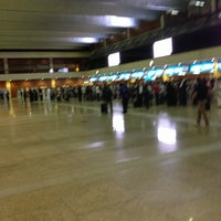 Photo taken at Passport Control by Derren on 10/24/2012