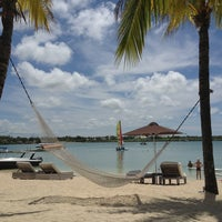Photo taken at Spa at Four Seasons Resort Mauritius at Anahita by Latifa A. on 3/27/2013