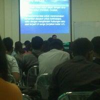 Photo taken at Fakultas Kedokteran by Nikitaa T. on 11/13/2012
