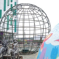 Photo taken at Atrium by Fevzi T. on 4/19/2014