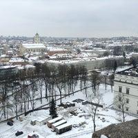 Photo taken at Vilnius by Fevzi T. on 4/2/2013