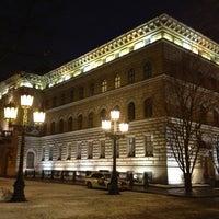 Photo taken at Latvijas Republikas Saeima  |  Saeima of the Republic of Latvia by Fevzi T. on 4/4/2013