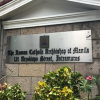 Photo taken at Archdiocese of Manila - Chancery Department by hooeyspewer .. on 6/30/2017