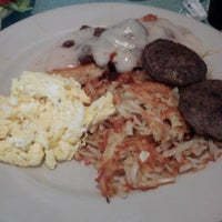 Photo taken at Dots Diner - Williams Blvd. by Jacqueline C. on 4/12/2013