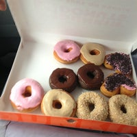 Photo taken at Dunkin' Donuts by Bryant L. on 2/18/2013