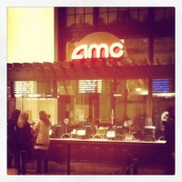 Photo taken at AMC Van Ness 14 by Nadya V. on 9/15/2012