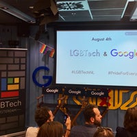 Photo taken at Google Amsterdam by Hans P. on 8/4/2017