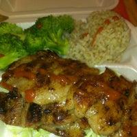 Photo taken at L & L Hawaiian BBQ by John M. on 1/30/2013