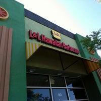 Photo taken at L & L Hawaiian BBQ by John M. on 9/22/2012