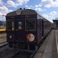 Photo taken at Sakari Station by N K. on 3/10/2017
