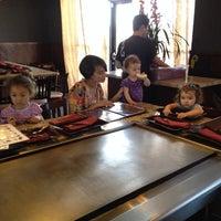 Photo taken at Way Sushi & Teppanyaki by Pedro C. on 3/23/2014