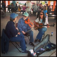 Photo taken at Longmont Farmers' Market by Andrew M. on 4/27/2013