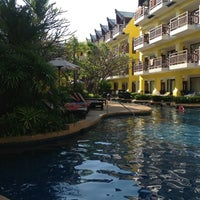 Photo taken at Woraburi Phuket Resort And Spa by Кастянга on 11/14/2012