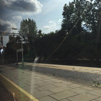 Photo taken at Bushey Railway Station (BSH) by Karina on 7/8/2015