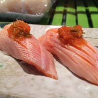 Photo taken at Defune Sushi Restaurant by Lina A. on 8/14/2014
