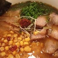 Photo taken at Sakuramen by Albert Y. on 10/4/2012