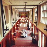 Photo taken at The Inn At Virginia Tech and Skelton Conference Center by Caroline P. on 3/18/2013