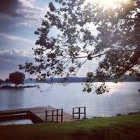 Photo taken at Claytor Lake by Caroline P. on 6/16/2013