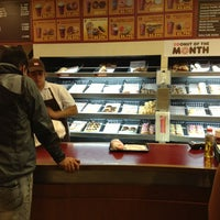 Photo taken at Dunkin' Donuts by Paula on 3/22/2013