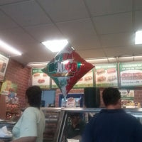 Photo taken at Subway by Charlie M. on 9/18/2012