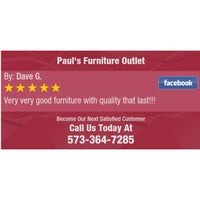 Photo taken at Pauls Furniture Outlet by Pauls Furniture Outlet on 2/11/2017