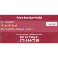 Photo taken at Pauls Furniture Outlet by Pauls Furniture Outlet on 3/15/2017