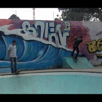 Photo taken at bowl by Carlos A. on 6/21/2014