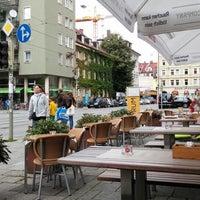 Photo taken at Forum Essen. Trinken. by Seunghoon K. on 9/13/2014