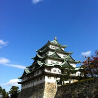 Photo taken at Nagoya Castle by Seunghoon K. on 11/20/2012