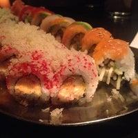 Photo taken at Coast Sushi Bar by Rosanna F. on 12/24/2012