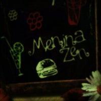 Photo taken at Menina Zen by JORGE P. on 9/21/2012