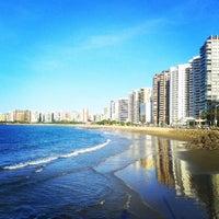 Photo taken at Avenida Beira Mar by JORGE P. on 7/2/2013
