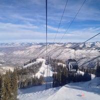 Photo taken at Aspen Mountain by Craig S. on 12/13/2012