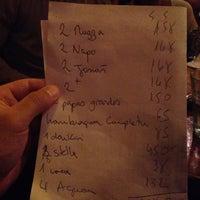 Photo taken at La Dama de Bollini by Martin M. on 10/3/2015