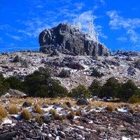 Photo taken at Parque Nacional Cofre de Perote by Iván D. on 1/17/2016