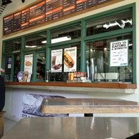 Photo taken at Army Navy Burger + Burrito by Aziz Ibrahim on 1/5/2013