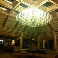 Снимок сделан в Rixos Sharm El Sheikh пользователем Maksym P. 5/17/2013