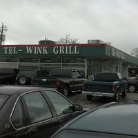 Photo taken at Tel-Wink Grill by Ernie M. on 2/21/2013