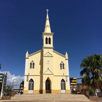 Photo taken at Catedral São João Batista by Raiane M. on 4/22/2017