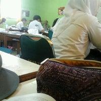 Photo taken at SMA Negeri 2 Bandar Lampung by Astrid D. on 10/29/2012