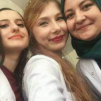 Photo taken at Beü Diş Hekimliği Fakültesi by Hazal K. on 3/2/2017