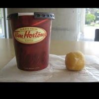 Photo taken at Tim Hortons by Patti on 11/26/2012