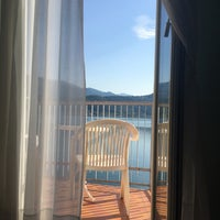 Photo taken at Hotel Carillon by Lara D. on 8/19/2018