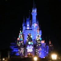 Photo taken at Cinderella Castle by yukio on 6/29/2013