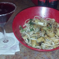 Photo taken at Genghis Grill by Becky on 6/4/2013